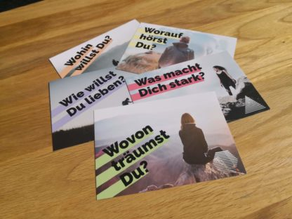 Alle Postkarten aus der Reihe Wohin geht die Reise?